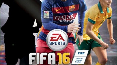 Steph Catley makes history by becoming the first female player to appear on the front cover of video game series FIFA