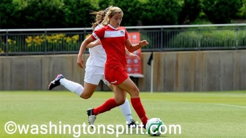 Washington Spirit beat Seattle Reign in a sell out record night