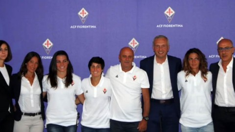 Breaking down barriers in Italy as ACF Fiorentina starts first ever professionally affiliated women's football club