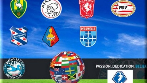 Vrouwen Eredivisie Match Results 17th October 2015