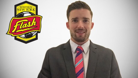 Western New York Flash appoint Rich Randall as club's general manager