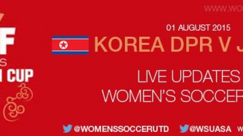 Korea DPR v Japan – EAFF Women's East Asian Cup 2015 | Live match updates