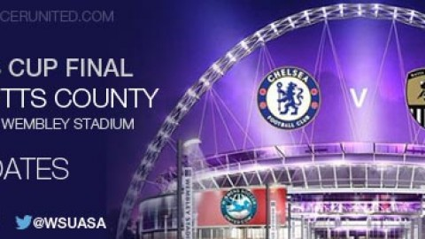 Chelsea Ladies v Notts County – FA Women's Cup Final | Live match updates