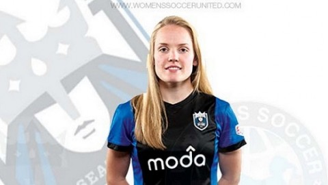 Kim Little voted the NWSL Player of the Week