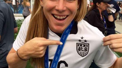 Lori Chalupny to Retire From International Soccer at End of 2015