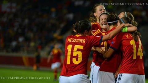 Spain announce squad for UEFA Women's EURO 2017 qualifiers against Montenegro and Finland