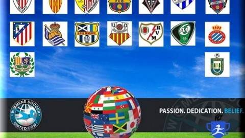 Spain Women's Premier Division Results 13th September 2015