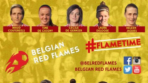 Belgium squad named for UEFA EURO 2017 qualifier against Bosnia and Herzegovina