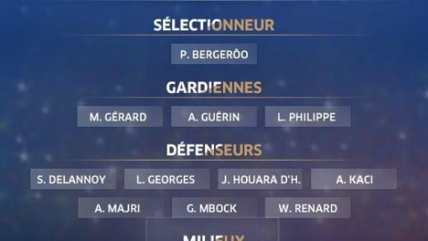 France squad announced for Brazil friendly and EURO 2017 qualifier