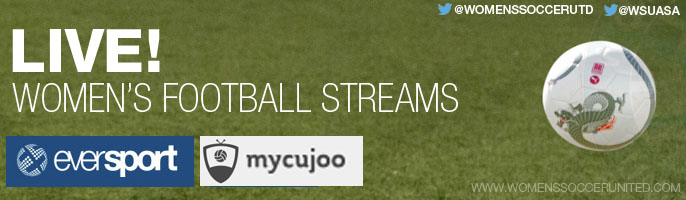 LIVE Women's Football streaming. Live women's soccer broadcasts