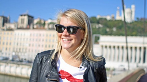 "Ada Hegerberg: ""Lyon can win the Women's Champions League"""