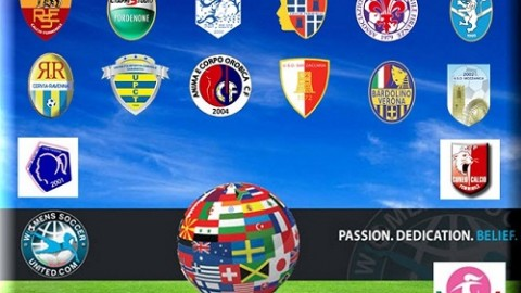 Italy Serie A Femminile Match Results 18th October 2015