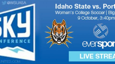 Live stream: Idaho State University vs. Portland State University | Big Sky Conference, 9 October 2015
