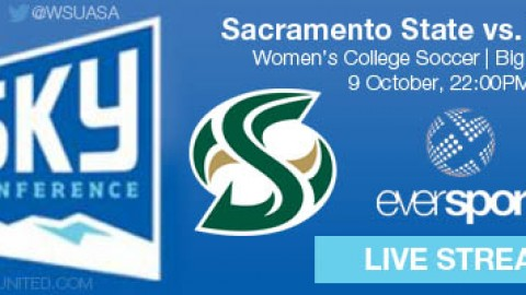 Live stream: Sacramento State University vs. Weber State University | Big Sky Conference, 9 October 2015