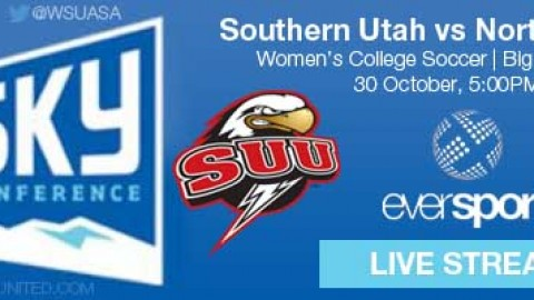 Live stream: Southern Utah vs Northern Arizona | Big Sky Conference, 30 October 2015