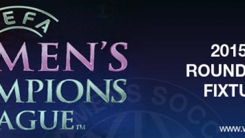 UEFA Women's Champions League Round of 16 Fixtures