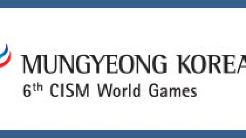 6th CISM World Games Football Tournament Mungyeong Korea 2015