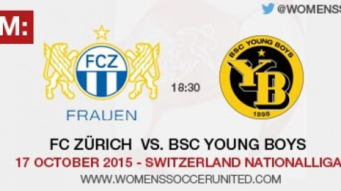 Live stream: FC Zürich vs. BSC Young Boys | Switzerland Nationalliga A – 17 October 2015