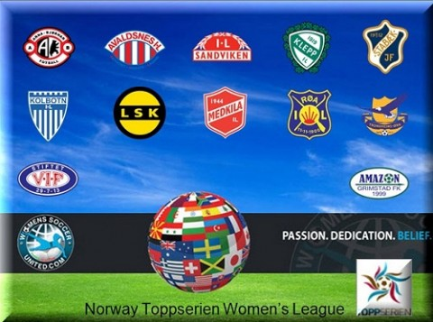 Final Day Results Norway Toppserien 7th November 2015