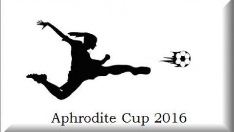 Aphrodite Women's Cup 2016 Match Fixtures