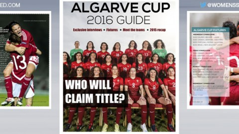 Algarve Cup 2016 guide