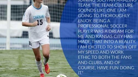 FC Kansas City signs New Zealand international Katie Bowen