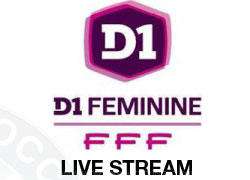 France Women's Division 1 live stream