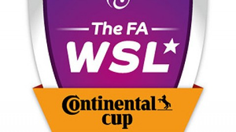FA WSL Continental Tyres Cup Fixtures 2016