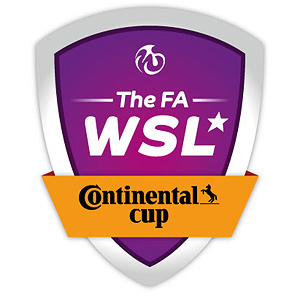 FA WSL Continental Tyres Cup logo