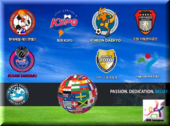 Korea Republic WK League 2016