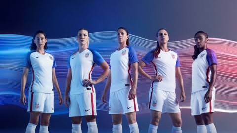 2016 USA National Team Jerseys Unveiled