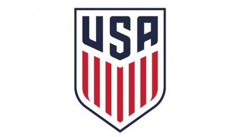 Fans and Athletes Unveil U.S. Soccer Federation's New Crest
