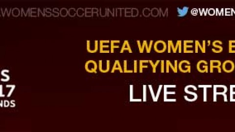 Live stream: Ukraine v Albania | UEFA Women's EURO 2017 qualifier (8 April 2016)