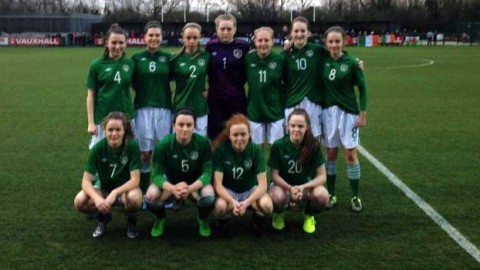 Republic of Ireland Women's U16s record impressive victory in Wales