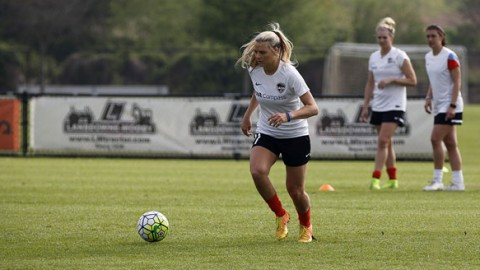 Dash Forward | Get an inside look at the Houston Dash preseason!