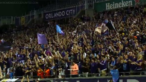 Orlando Pride Breaks NWSL Single-Match Attendance Record with 23,403 fans!