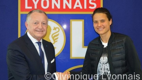 Dzsenifer Marozsán will Join Olympique Lyonnais in June 2016