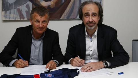Patrice Lair is the new coach for Paris Saint-Germain