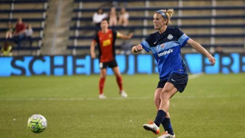 Midfielder Jen Buczkowski to retire on May 13