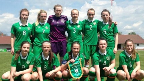 Winning start for Republic of Ireland U-16's in Hungary