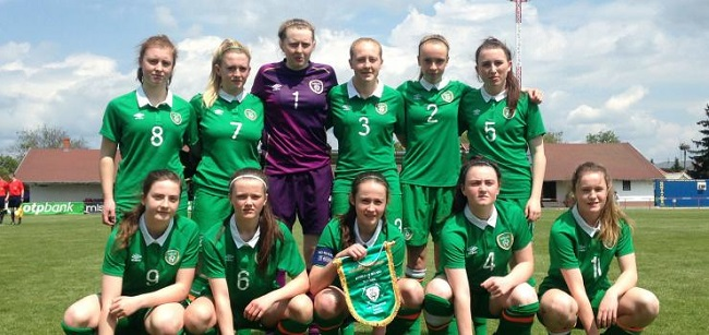 Republic of Ireland Women's Under 16s
