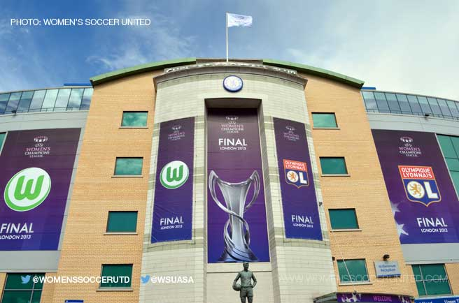 UEFA Women's Champions League Final 2013