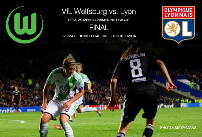 VfL Wolfsburg v Olympique Lyonnais | UEFA Women's Champions League Final (26 May 2016)
