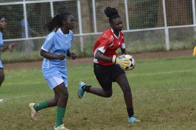 KeWPL: Goals galore as league entered second round