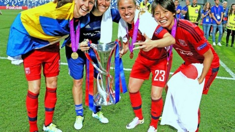 UEFA Women's Champions League Finals – Match Attendances