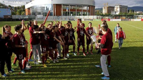 WFC SFK 2000 Sarajevo win their 14th Bosnian Women's Championship title!