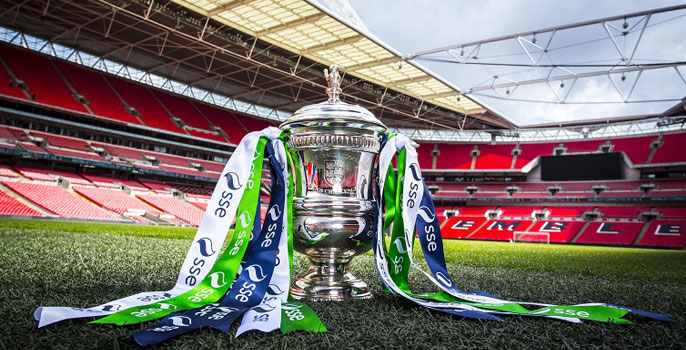 SSE Women's FA Cup Trophy