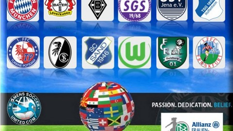 Alliance Women's Bundesliga Teams Announced for 2016/17 Season