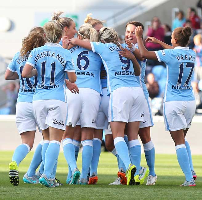 Manchester City Football Language School: experience the life of a professional female footballer this summer
