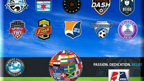 Western New York Flash lead NWSL 12th June 2016